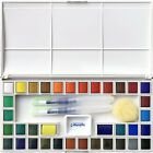 Grace Art Watercolor Travel/ Field Sketch Set with Brush