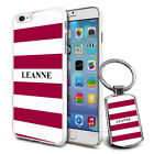 Personalised Strong Case Cover & Personalised Keyring For Mobiles - B02