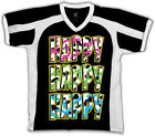 Happy Happy Happy Camo Colors Redneck Hunting  Retro Sport T-shirt