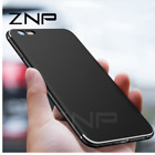 Luxury Apple iPhone 6 6S 7 8 FullBack UltraSlim Shockproof Bumper Case ZNP Cover