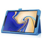 """Smart Leather Protective Case Cover For Samsung Galaxy Tab A E S3 S4 7"""" 8"""" 10.5"""""""
