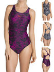 Speedo Boom Muscleback Swimsuit Non Wired Lined Swimming Costume