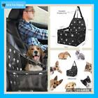 HIPPIH Car Booster For Dog Cat Puppy Travel Carrier Safety Basket Collapsible