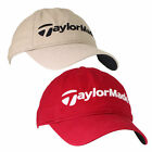 TaylorMade Golf Men's Core Relaxed Fit Adjustable Hat Cap - Pick Color