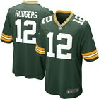 NFL Aaron Rodgers Green Bay Packers American Football Player Game Jersey