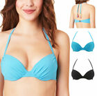 Passionata by Chantelle Sweet Words Sexy Push Up Halter Underwired Bikini Top