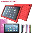 "Fire HD 8 case, Full body Cover Case For Amazon Fire HD 8.0"" 8th Generation 2018"