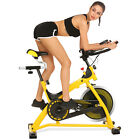 Pro Fitness Stationary Exercise spinning Bike Cardio Indoor Cycling Bicycle 49lb