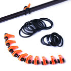 Внешний вид - 30PCS Asport Fishing Rod Easy EZ Hook Keeper Holder Adjustable Tackle Tenkara