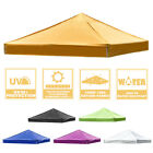 10x10ft EZ Pop Up Canopy Top Replacement Gazebo Patio Sunshade Tent Oxford Cover