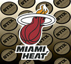 Miami Heat Logo NBA Color Die Cut Vinyl Sticker Car Window Laptop Wall Decal on eBay
