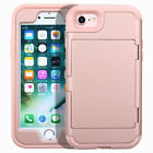 Women Girl Mirror Phone Case with Wallet Card Holder For iPhone X 8 7 6s 6 Plus