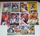 LEONARD RUSSELL Patriots / Chargers / Broncos 10 Card Assorted Lot $4.99 USD on eBay