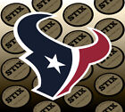 Houston Texans Logo NFL Die Cut Vinyl Sticker Car Window Hood Bumper Decal on eBay
