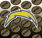 Los Angeles Chargers Logo NFL Die Cut Vinyl Sticker Car Window Laptop Wall Decal $2.98 USD on eBay