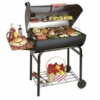 Char-Griller Pro Deluxe Charcoal Grill photo
