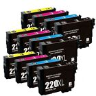 Reman T200 XL 200XL Ink Cartridge For XP-200 XP-300 XP-400 WF-2520 Lot