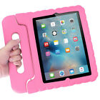 iPad Mini 2 3 4 iPad 2 3 4 5 6 2018 Kids Shockproof EVA Case Stand Handle Cover