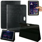 Universal Shockproof Leather Stand Cover Case For 10 10.1 Inch Android Tablet PC