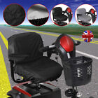 Electric Wheelchairs Seat Cover Elasticated Mobility Scooter Cover Waterproof UK
