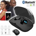 Mini Twins Bluetooth Wireless Stereo Earphone Earbuds In-Ear Headset For i Phone