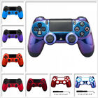 Personalized Faceplate Front Housing Shell Repair Parts for PS4 Game Controller