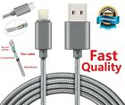 High Quality USB Quick Charger Data Charging Cable Lead For iPhone 5S 6 7+ 8