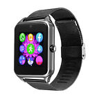 Smart Watch Bluetooth Wristwatch with Camera For Android Cell Phones Men Womens