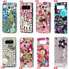 Handmade Luxury Bling Diamonds Rhinestone Crystal Jewelled Phone Case Cover 17
