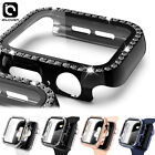Hard Bumper iWatch Screen Protector Snap On Case fr Apple Watch Series 3 38/42mm