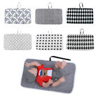 Baby Newborn Nappy Bag Diaper Changing Cover Pad Foldable Urine Mat Waterproof