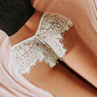 Women Lace Bandage Bralette Bustier Lingerie Corset Push Up Top Underwear Set