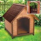 Ware Premium A-Frame Dog House with FREE Dog Door