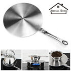 Внешний вид - Branded Stainless Steel Induction Cooktop Heat Disk Converter Cooker Disc Pan