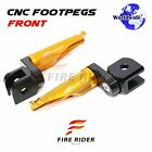 For XB9SX City Cross XB9S Lightning 2003+ Adjustable Front Foot Pegs Rests