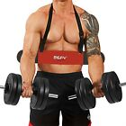 DEFY Heavy Duty Arm Blaster Round Edges Body Building Fitness Gym Curl Triceps