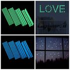 Dark Home Decoration Luminous Wall Stickers Fluorescent Decals Kids Rooms Decor