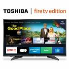 Toshiba 32-43-49-50-55inch 4K Ultra HD Smart LED TV HDR - Fire TV Edition