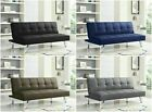 CONVERTIBLE SOFA Bed Lounger Futon Couch Sleeper Loveseat Chaises Home Furniture for sale  USA