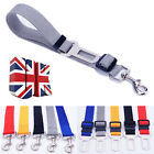 Adjustable Dog Pet Car Safety Seat Belt Harness Travel Restraint Durable Nylon