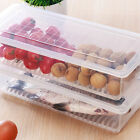 Kitchen Food Fruit Storage Containers Refrigerator Case Plastic Box, used for sale  Shipping to United States