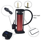Air Pump Inflator Cycling For Balloon Bicycle Inflatable Tool Foot Operated New