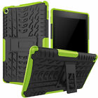 Shockproof Rugged Armor Rubber Case Stand For Amazon Kindle Fire 7 5th 7th Gen
