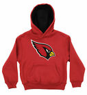 OuterStuff NFL Kids Arizona Cardinals Primary Pullover Hoodie, Red $27.5 USD on eBay
