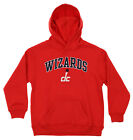 OuterStuff NBA Youth Washington Wizards Fleece Pullover Hoodie, Red on eBay