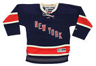 Reebok NHL Youth New York Rangers Blank Alternate Premier Jersey, Navy $44.99 USD on eBay