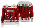 Forever Collectibles NFL Women's Arizona Cardinals Big Logo V-Neck Sweater on eBay