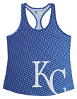Forever Collectibles MLB Women's Kansas City Royals Diamond Racerback Tank on Ebay