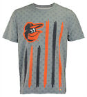 Forever Collectibles MLB Men's Baltimore Orioles Big Logo Flag Tee on Ebay