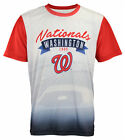 Forever Collectibles MLB Men's Washington Nationals Outfield Photo Tee on Ebay